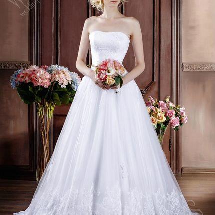 Свадебное платье Model 1637