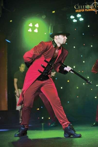 "Мужской шоу-балет CARDINAL ""Генезис"" - фото 2011606 Шоу-балет Cardinal Pro"