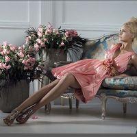 вечернее платье фирмы PAPILIO
