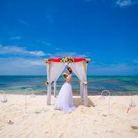 невеста в доминикане