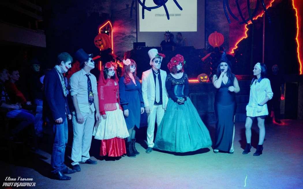 хеллоуин - фото 2033928 Arivita - ведущая