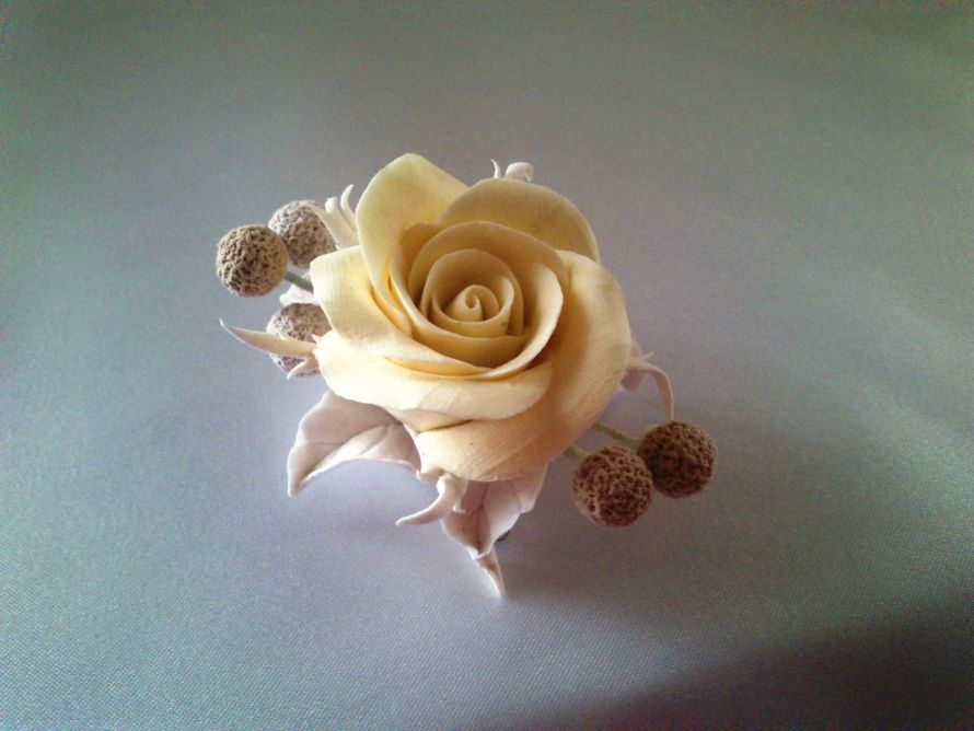 """Фото 6690672 в коллекции Мои фотографии - """"Венерин башмачок"""" - цветочные аксессуары"""