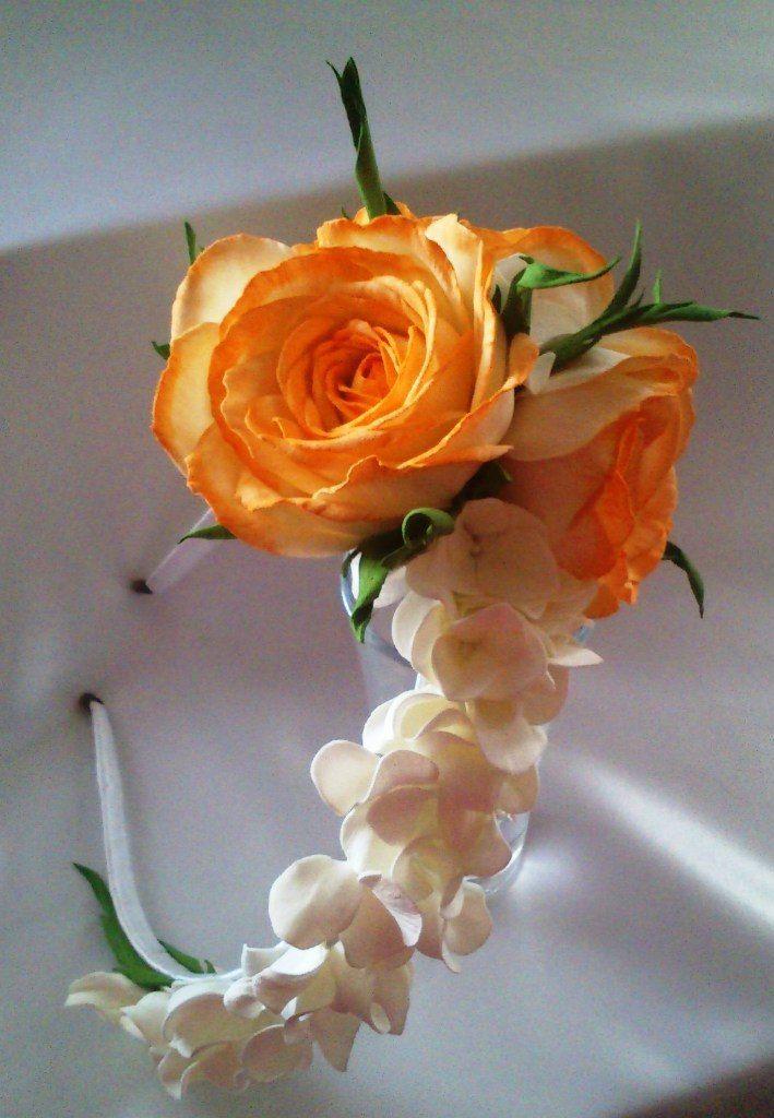 """Фото 6690704 в коллекции Мои фотографии - """"Венерин башмачок"""" - цветочные аксессуары"""