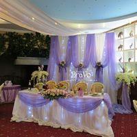 Сегодня мы оформляли свадьбу для одной из наших первых и постоянных заказчиц- Юлии Дияновой! Мы постарались учесть все пожелания невесты!