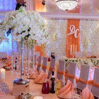 Свадьба в персиковом цвете получилась очень эффектная, нежная и теплая!