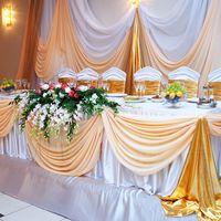 """Оформление свадьбы в ресторане """"Зеленая роща"""" в Пирогово"""