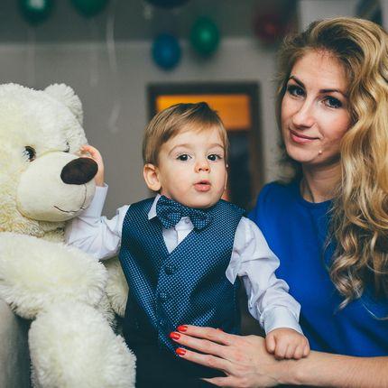 Семейная фотосессия 1-1,5 часа