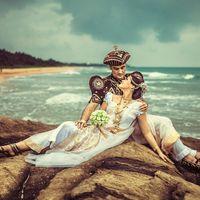 Юлия и Александр - свадьба в Шри-Ланке