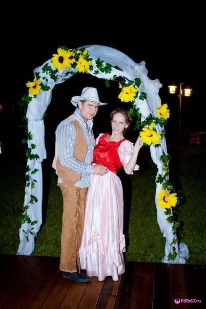 Фото 2041446 в коллекции Ковбойская свадьба семьи Лысенко )) 2013год - Агентство праздников Тру-Ля-Ля