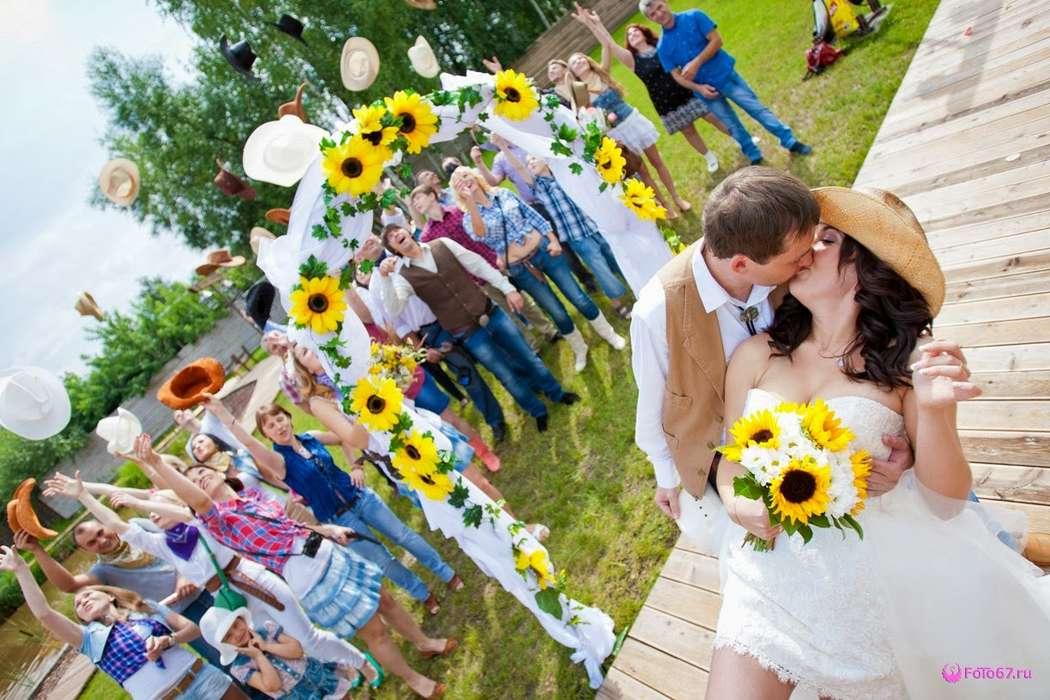 Фото 2041456 в коллекции Ковбойская свадьба семьи Лысенко )) 2013год - Агентство праздников Тру-Ля-Ля