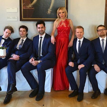 Кавер-группа на свадьбу - мужской и женский вокал