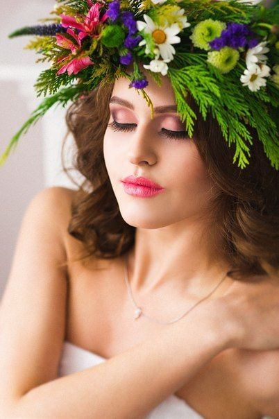Фото 4958351 в коллекции Портфолио - Визажист-стилист Наталия Шадская