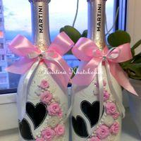"""Шампанское """"В розовом цвете"""""""