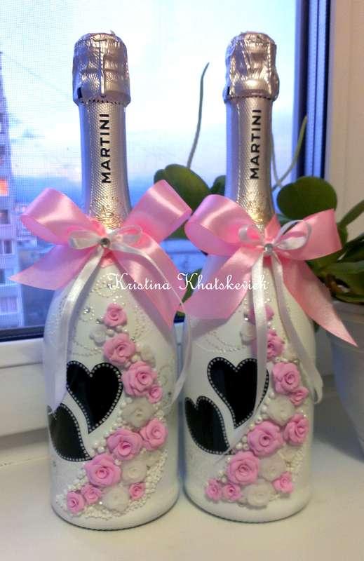 """Шампанское """"В розовом цвете"""" - фото 2048528 Кристина Хацкевич - свадебный декоратор"""