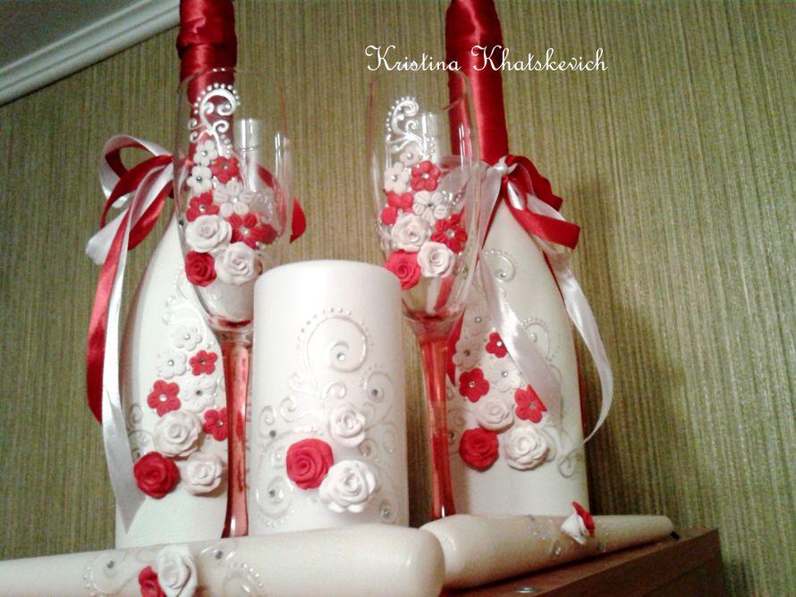 Фото 2048600 в коллекции Свадебный - Кристина Хацкевич - свадебный декоратор