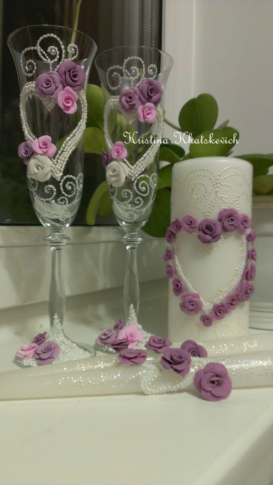 Фото 2048610 в коллекции Свадебный - Кристина Хацкевич - свадебный декоратор
