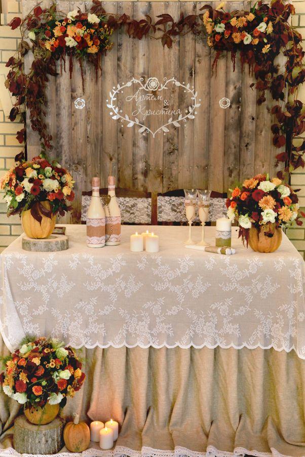Наши красивые свадьбы - фото 3611465 Bonjour decor - студия авторского декора