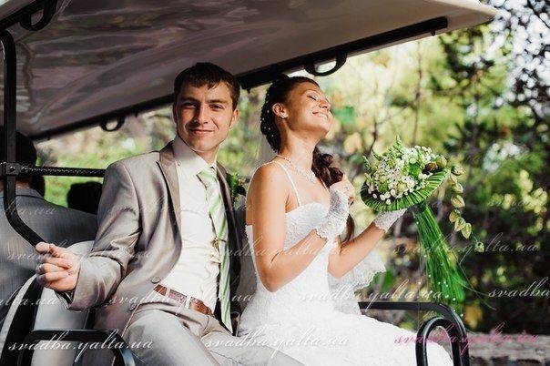 Фото 7505048 в коллекции Свадьба ДОТРОНУТЬСЯ ДО ОБЛАКОВ.Елизавета и Ярослав - Корпорация праздников Банзай в Ялте