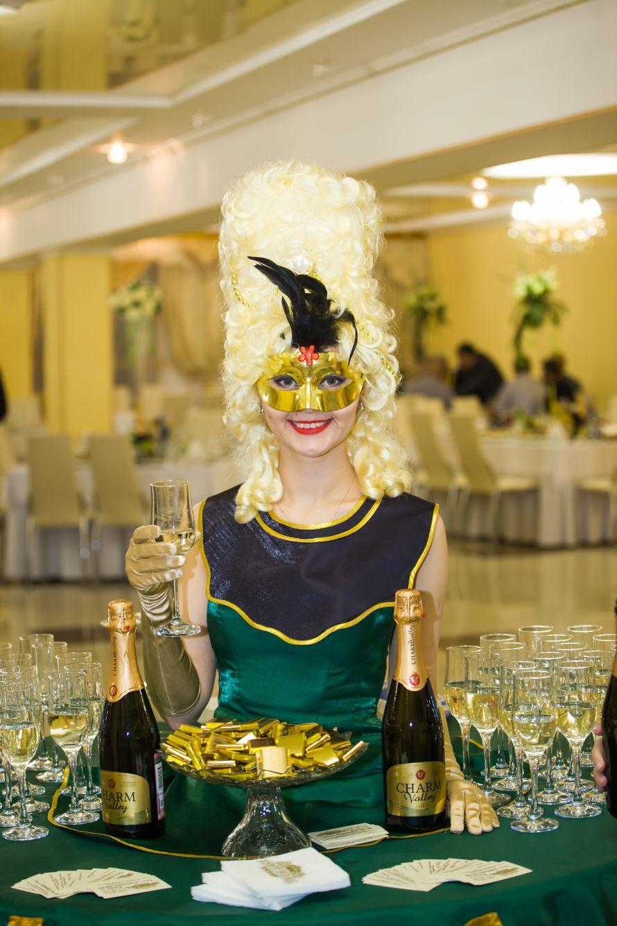 Живой стол для встречи гостей - фото 17541248 Фионова Ирина - ведущая событий