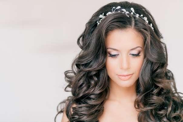 Фото 2062358 в коллекции Свадебный образ -  Свадебный стилист Дарья Родионова