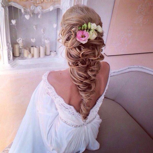 Фото 2062398 в коллекции Свадебный образ -  Свадебный стилист Дарья Родионова