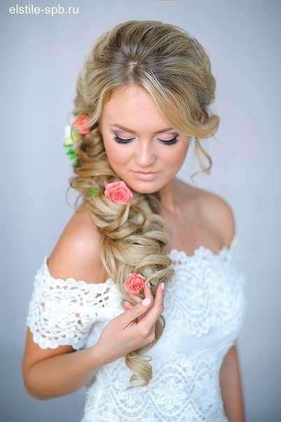 Фото 2062438 в коллекции Свадебный образ -  Свадебный стилист Дарья Родионова