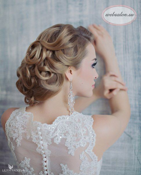 Фото 2062442 в коллекции Свадебный образ -  Свадебный стилист Дарья Родионова