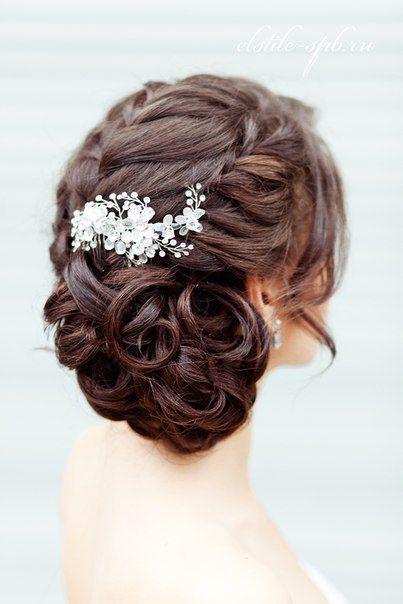 Фото 2062454 в коллекции Свадебный образ -  Свадебный стилист Дарья Родионова