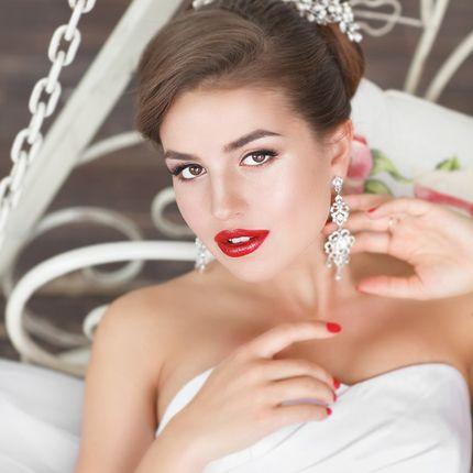 Свадебный гребень davia
