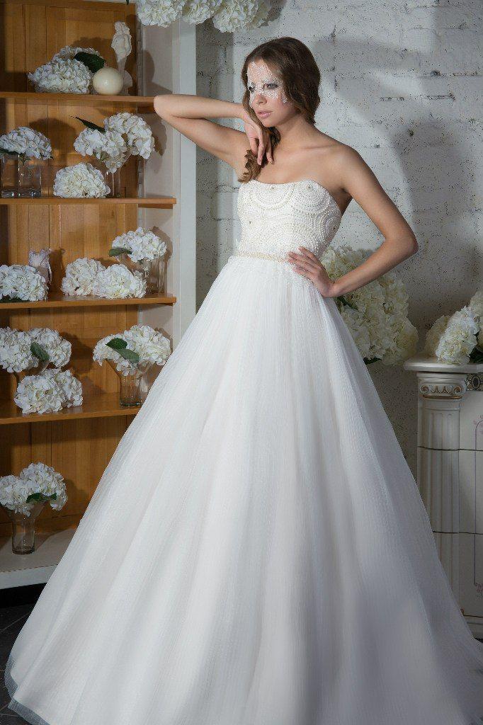 """Фото 2213098 в коллекции Коллекция """"Роскошная легкость"""" - Свадебный салон Wedding Passion"""