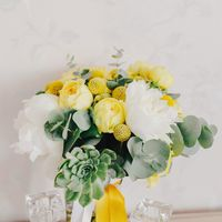 Свадьба Аси и Игоря 27.05.2016, желтый