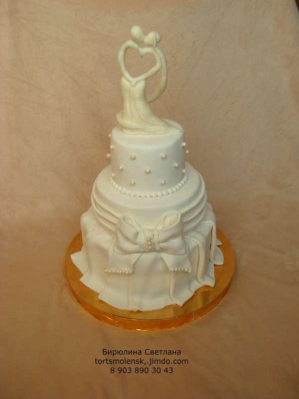Фото 5445701 в коллекции Мои фотографии - Авторские торты от Бирюлиной Светланы