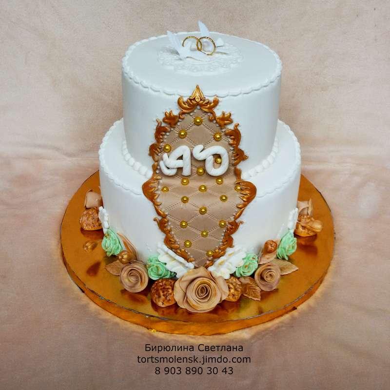 Фото 5445703 в коллекции Мои фотографии - Авторские торты от Бирюлиной Светланы