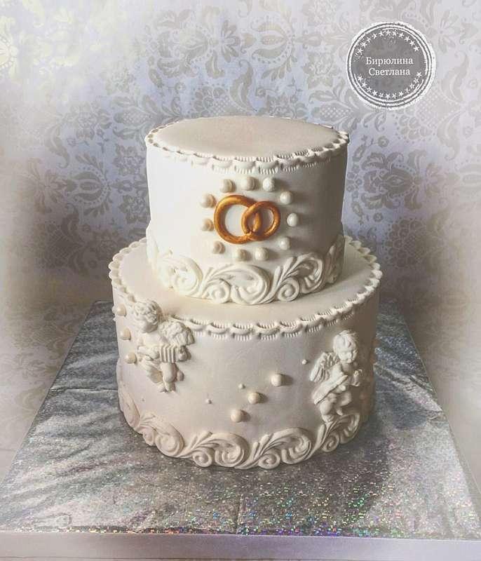 Фото 11373820 в коллекции Портфолио - Авторские торты от Бирюлиной Светланы