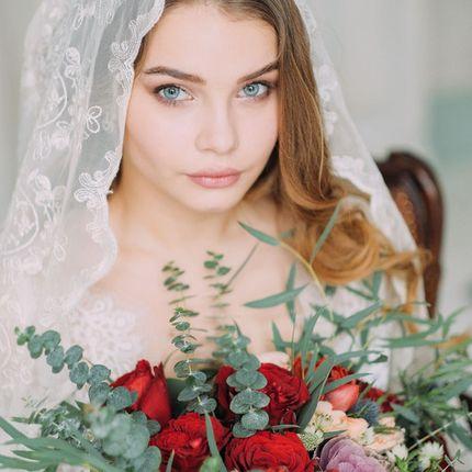Репетиция свадебного образа