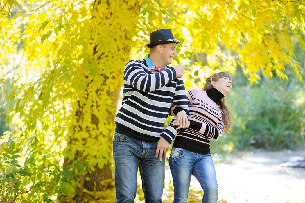 Фото 1774473 в коллекции Я осень,осень - тебя люблю .... - Калачевский Владимир  - фото и видеосъемка