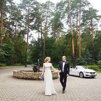 осенняя свадебная фотосессия в мосвке