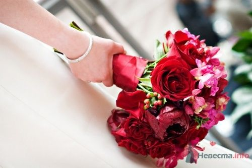 Фото 13965 в коллекции Мои фотографии - АртСалон - свадебная флористика