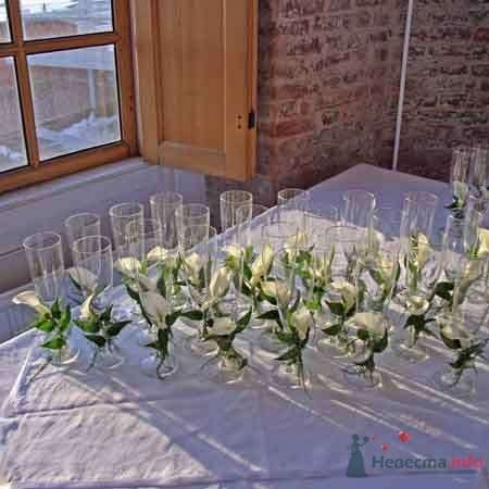 Фото 17736 в коллекции Мои фотографии - АртСалон - свадебная флористика