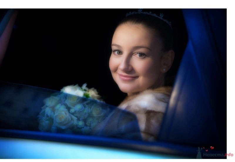 Невеста-это не только белое платье,фата и букет- это-состояние души!!!