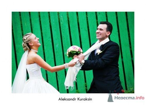 Фото 14476 в коллекции свадебные фотографии - Kuraksin Photo - фотоуслуги