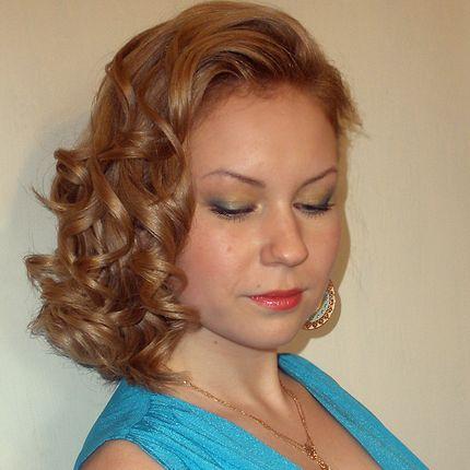 Вечерние причёски и укладки для гостей