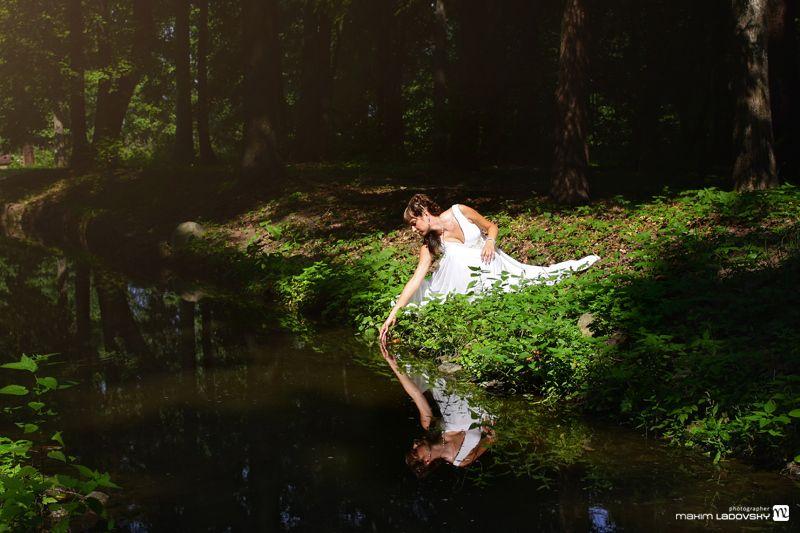 Невеста возле воды - фото 2164382 Фотограф Макс Ладовский