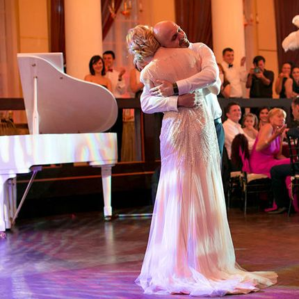 Постановка танца с папой