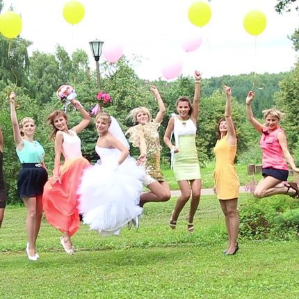 Свадебный видеоклип