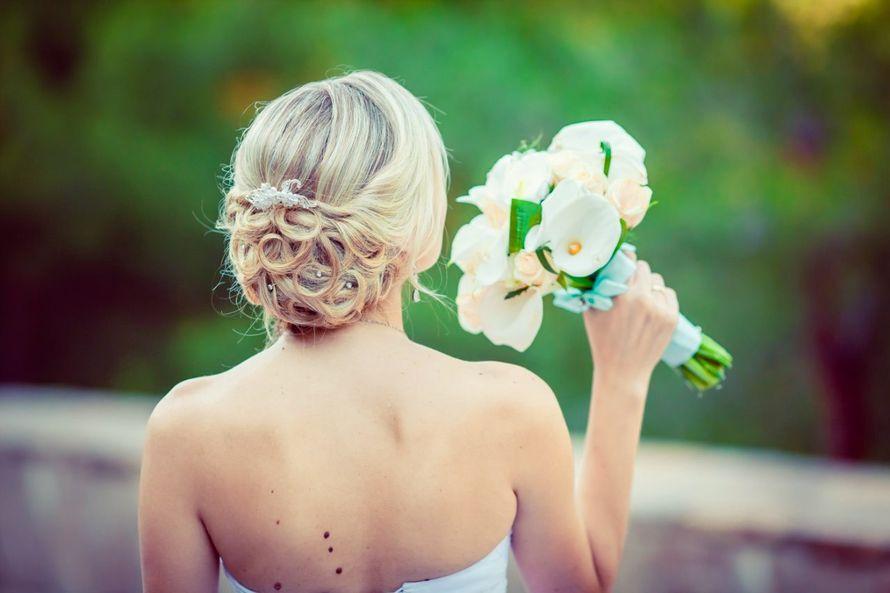 Фото 2211472 в коллекции Мои невесты - Оксана Негру - стилист-визажист