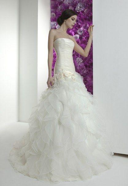 Улла - фото 2216984 Ваниль - свадебный салон