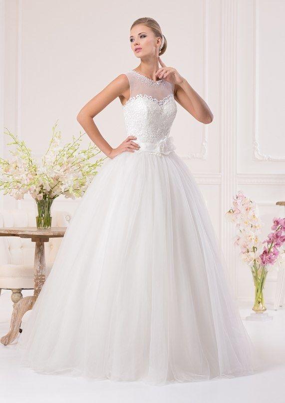 Фото 2415075 в коллекции Свадебные платья - Ваниль - свадебный салон