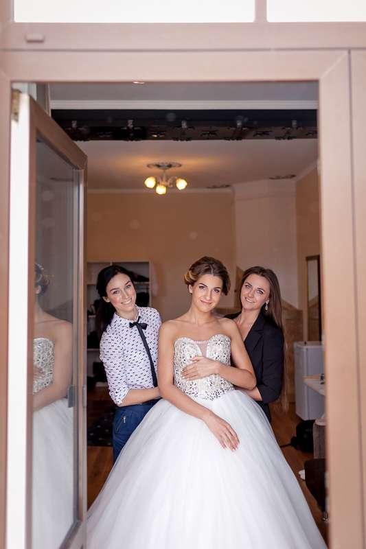 Фото 14099316 в коллекции Невеста Александра - Визажист Ирина Макарова