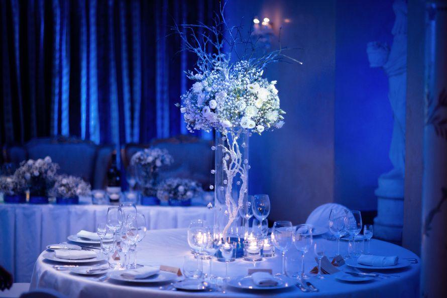 """Зимняя свадьба в Праге. Свадебный декор в зимнем стиле. - фото 3800419 """"Luxe svadba"""" - свадьба в Чехии"""